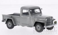 NEO NEO44643 Jeep PickUp grau 1954