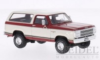 NEO NEO44785 Dodge Ramcharger rot/weiss 1979
