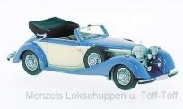 NEO NEO46166 MB 540K Typ A Cabriolet blau 1936