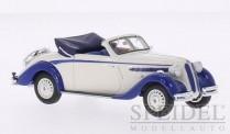 NEO NEO46285 BMW 326 Drauz Roadster beige/blau 1938