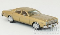 NEO NEO46450 Plymouth Fury gold 1977