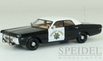 NEO NEO46726 Dodge Polara Police 1972