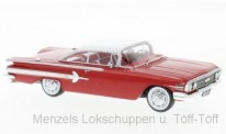 NEO NEO46915 Chevrolet Impala Sport Coupe, rot/weiss
