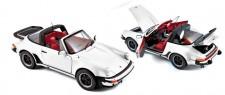 Norev 187660 Porsche 911 Turbo Targa weiß 1987