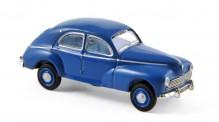 Norev 472371 Peugeot 203 blau 1954