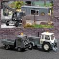 Busch Autos 05601 Multicar & Fortschritt Bergsicherung