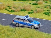 Busch Autos 05626 MB E-Klasse T-Modell Polizei