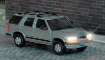 Busch Autos 05658 Chevrolet Blazer m. Beleuchtung