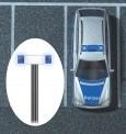 Busch Autos 05938 Blaulichtbalken-Einbauset