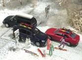Busch Autos 06004 Winter-Set für Pkw
