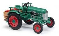Busch Autos 40070 Kramer KL 11 Traktor mit Apfelkisten