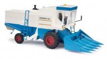 Busch Autos 40174 Fortschritt 514 mit Maispflücker blau