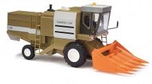 Busch Autos 40175 Fortschritt 514 mit Maispflücker grün