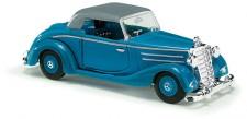 Busch Autos 40526 MB 170S Cabrio blau
