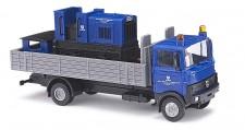 Busch Autos 40703 MB LP809 Pritsche Papierfabrik