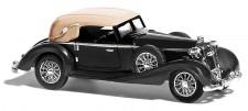 Busch Autos 41315 Horch 853 Cabrio schwarz