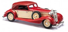Busch Autos 41320 Horch 853 Cabrio geschl. rot
