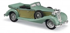 Busch Autos 41335 Horch 853 Cabrio grün
