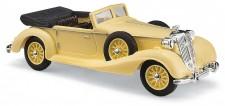 Busch Autos 41337 Horch 853 Cabrio gelb