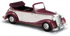 Busch Autos 41450 MB 170V Cabrio zweifarbig/rot