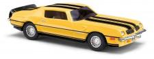 Busch Autos 41711 Pontiac TransAm Muscle-Car orange