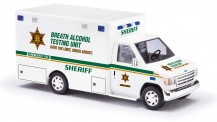 Busch Autos 41800 Ford E-350 Sheriff Brevard County