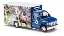 Busch Autos 41844 Ford E350 RTW Wyoming Bigham Sheep