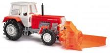 Busch Autos 42846 Traktor Fortschritt ZT303 m. Schneefräse