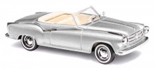 "Busch Autos 43173 Borgward Isabella Cabrio ""Metall"", silbe"