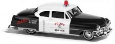 Busch Autos 43401 Cadillac 52 Limousine Police