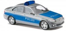 Busch Autos 43603 MB C-Klasse (W204) Avantgarde Polizei