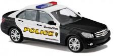 Busch Autos 43604 MB C-Klasse (W204) Beverly Hills Police