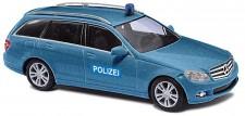 "Busch Autos 43663 MB C-Klasse T ""Polizei-Zivilfahrzeug"""