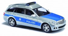 Busch Autos 43664 MB C-Klasse T-Modell Polizei Thüringen