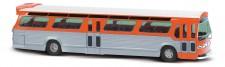 """Busch Autos 44512 GMC TDH-5301 """"Fishbowl"""", orange"""