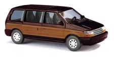 "Busch Autos 44624 Plymouth Voyager ""Woody"", braunmet."