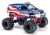 Busch Autos 44657 Dodge Ram Van Monster-Truck