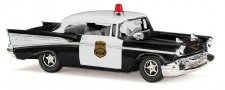 Busch Autos 45004 Chevrolet Bel Air (1957) Police