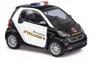 Busch Autos 46223 Smart Fortwo 2012 Beverly Hills Police