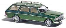 Busch Autos 46812 MB (W123) T-Modell grün-met.  old School