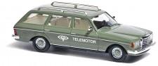 Busch Autos 46813 MB (W123) T-Modell  ZDF Telemotor