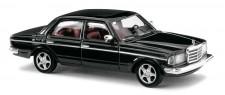 Busch Autos 46872 MB W123 Lim. Black Edition