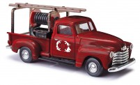 Busch Autos 48238 Chevrolet 3100 Pick-up, Firedepartment