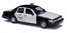 Busch Autos 49029 Ford Crown Victoria Dispatch Taxi