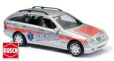 Busch Autos 49167 MB C-Klasse T Rettungsdienst Biekra