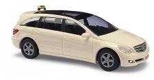 Busch Autos 49702 MB R-Klasse Taxi beige