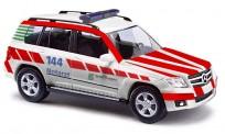 Busch Autos 49771 MB GLK-Klasse (X204) Notarzt Spital