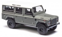 Busch Autos 50372 Land Rover Defender grau