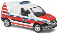 Busch Autos 50610 MB Citan Kasten Medic one