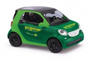 Busch Autos 50718 Smart Fortwo Coupé Spedition Dischinger
